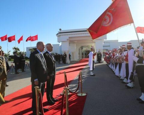 Tunisia appreciates cooperation with Turkey in the military field